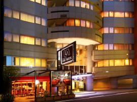 Hotel Live Artex, โอซาก้า
