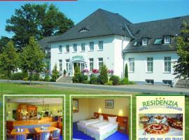 Residenzia Hotel Grenadier, มุนสเตอร์