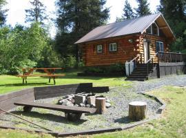 Andersen's Evergreen Cabin, Seward