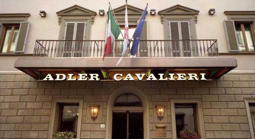 Florence Italy Hotel Adler Cavalieri
