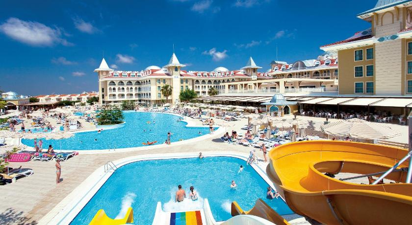 Roma Beach Resort Spa Side Manavgat