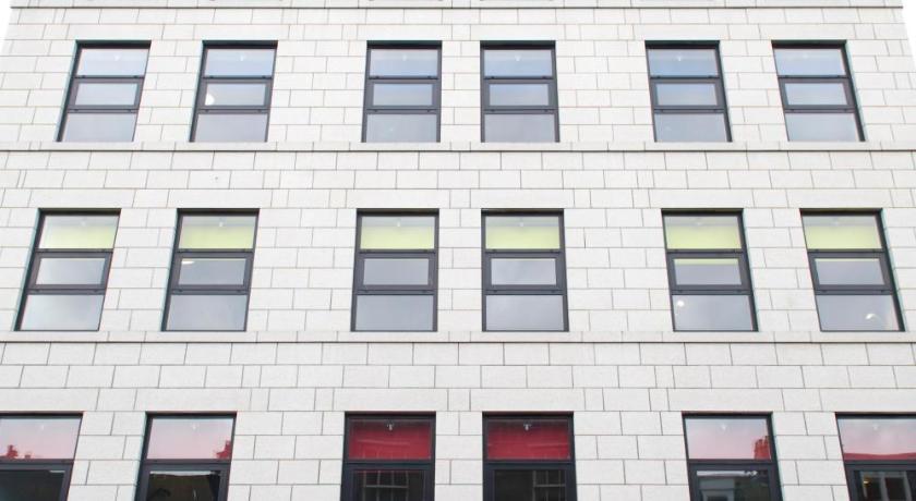 Bauhaus Hotel - Aberdeen