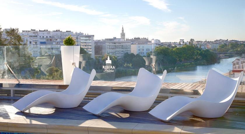 Ribera de triana hotel sevilla spain great discounted - Monte triana sevilla ...
