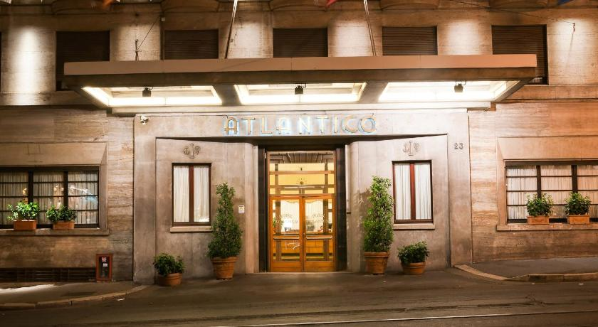 Bettoja Hotel Atlantico Roma