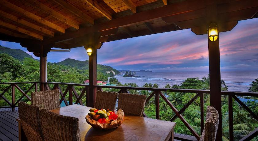 Gigi 39 s self catering apartments mah island seychelles for Villas de jardin mahe island