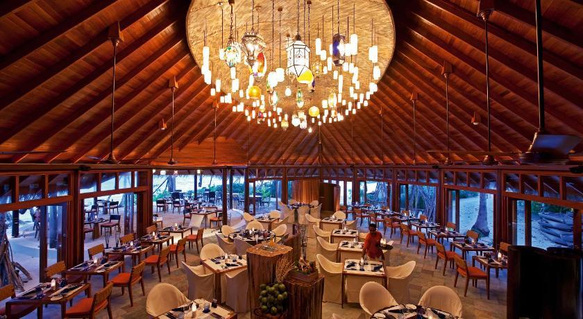 ресторан Jahaz в Constance Halaveli