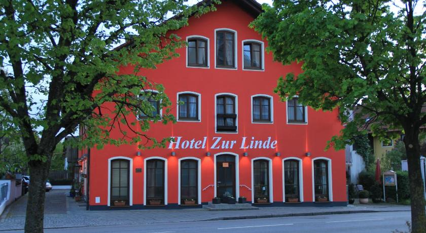 hotel zur linde hohenlinden germany great discounted rates. Black Bedroom Furniture Sets. Home Design Ideas