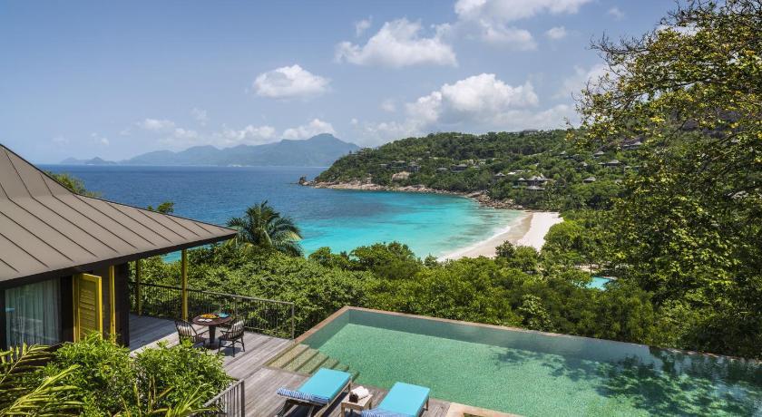 вилла с видом на море Four Seasons Resort Seychelles
