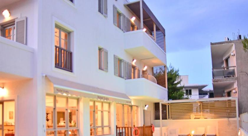 Апартаменты в остров Агиа Триада