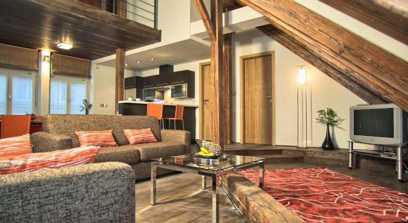 Residence Rybna - Praha