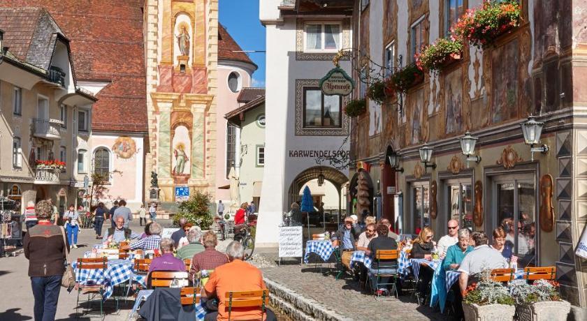 Restaurant Hotel Alpenrose