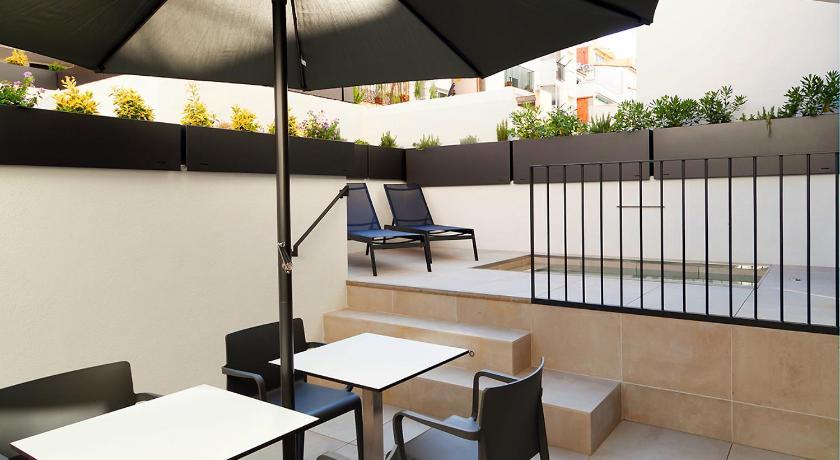 Vila Arenys Hotel 11