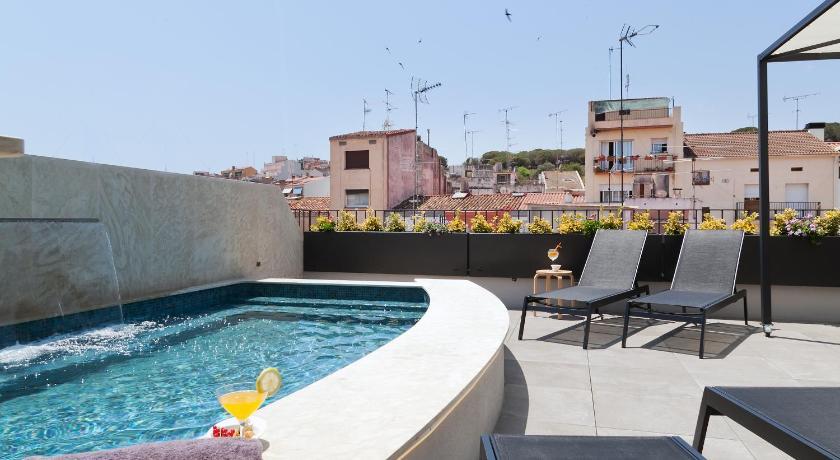 hoteles con encanto en arenys de mar  18