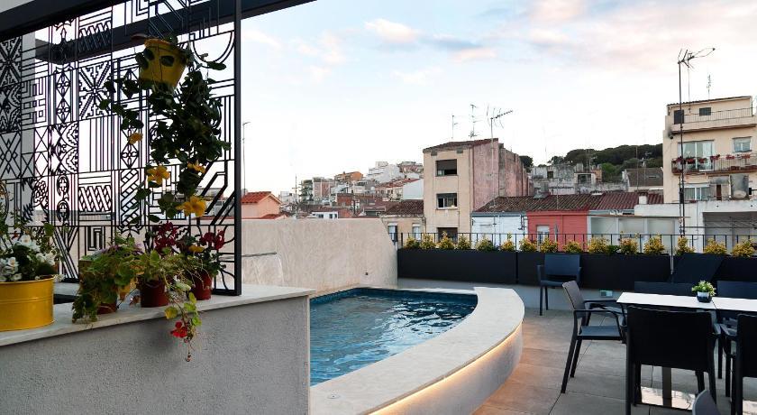 hoteles con encanto en arenys de mar  15
