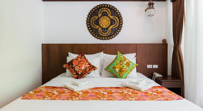 The Nine hotel viešbutis Ao Nange, Krabi