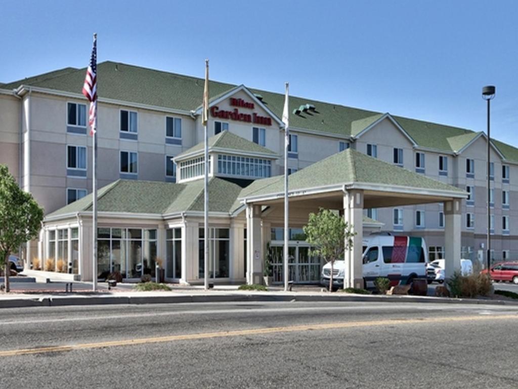 Hilton Garden Inn Albuquerque Airport.