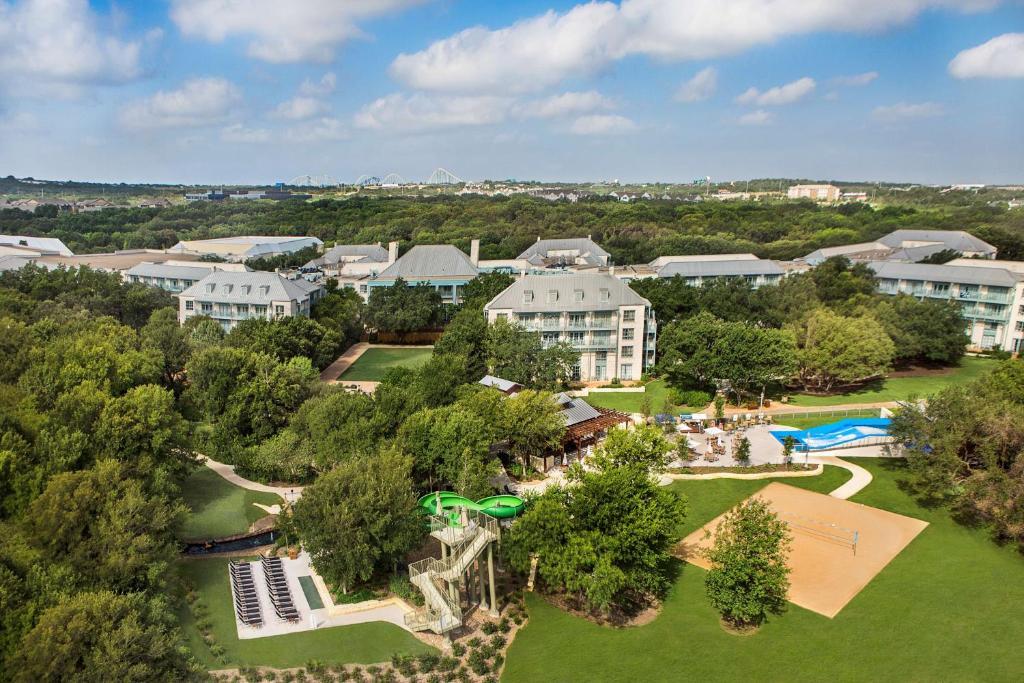 Hyatt Regency Hill Country Resort & Spa.