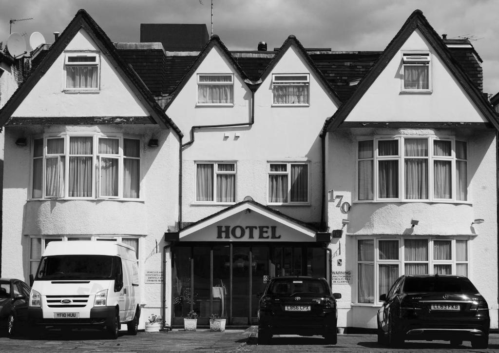 Regal Hotel.