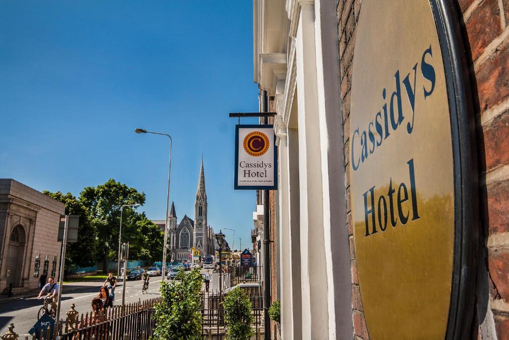 Отели в центре Дублина: Cassidys Hotel
