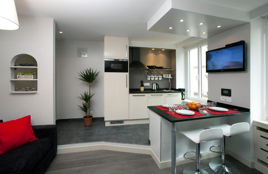 appartement censier daubenton. Black Bedroom Furniture Sets. Home Design Ideas