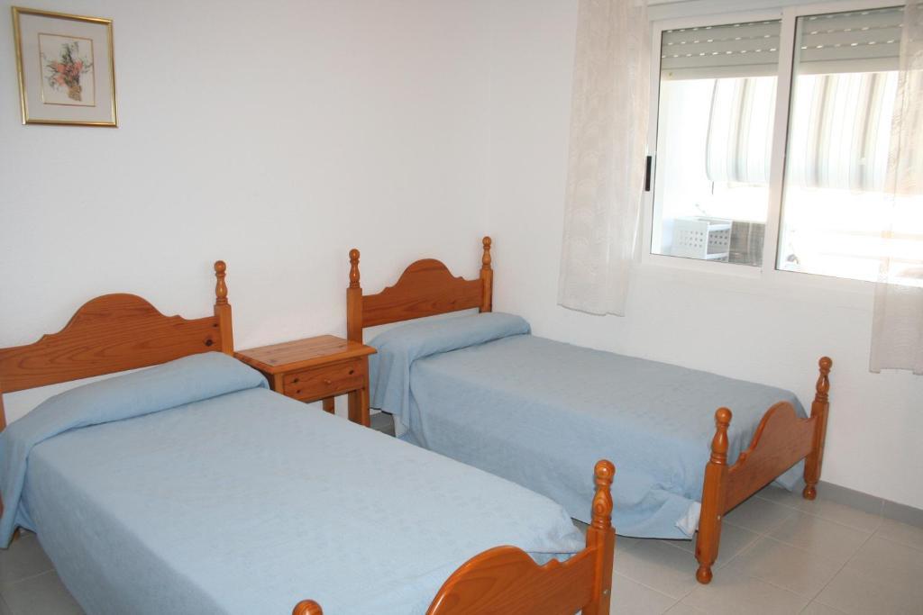 Отель эсмеральда в кальпе испания