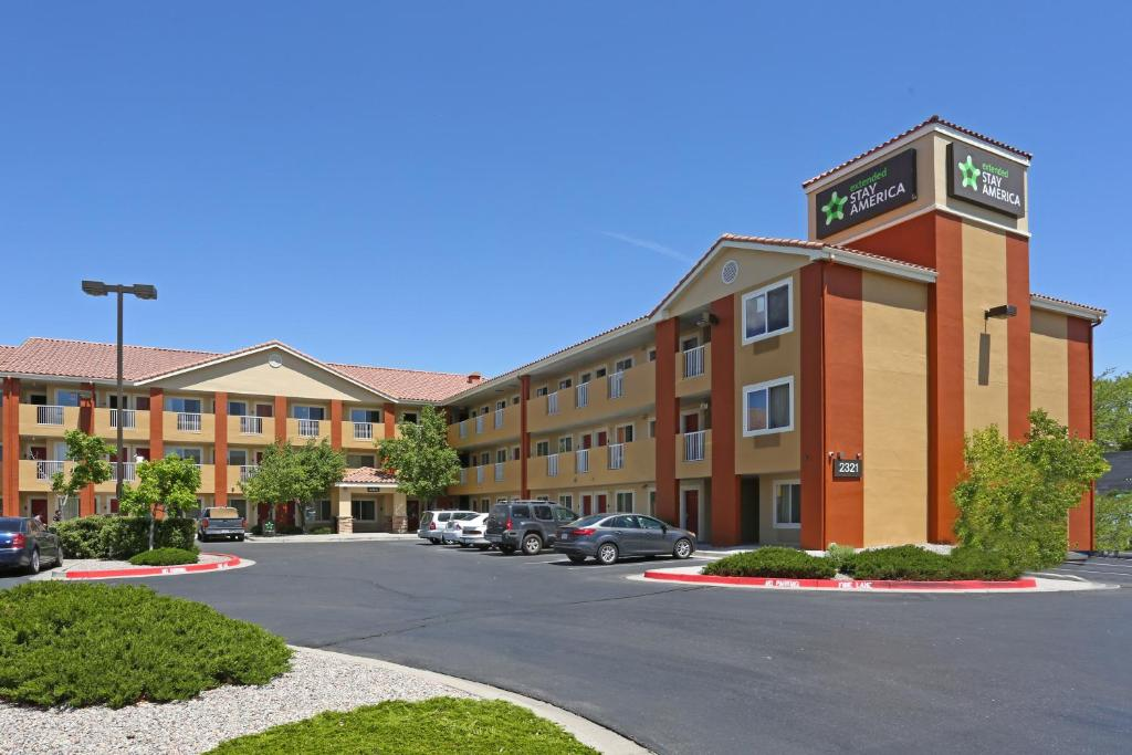 Extended Stay America Albuquerque Airport.