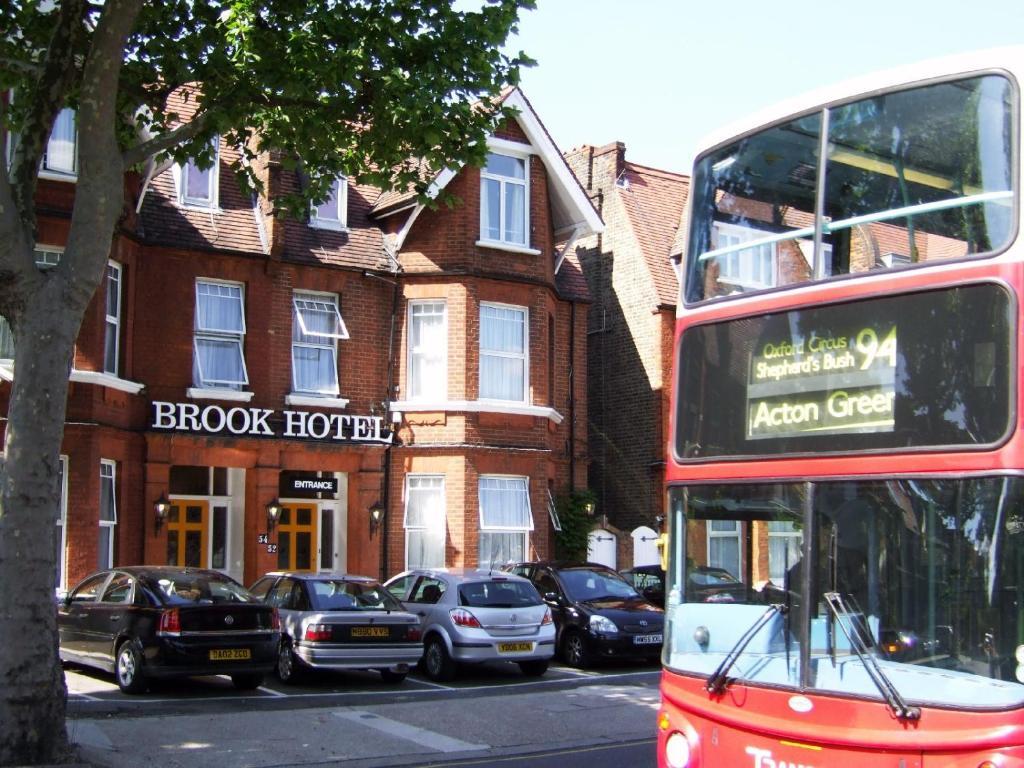 Brook Hotel.