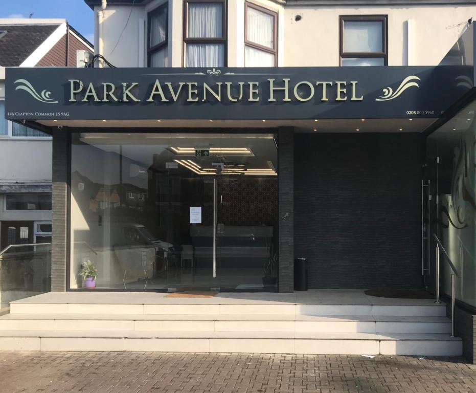 Park Avenue Hotel.