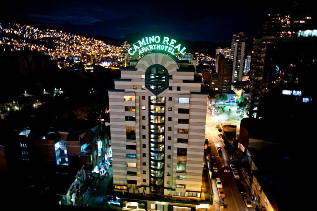 ボリビア,ラパス,カミノ レアル アパートホテル & スパ(Camino Real Aparthotel & Spa)