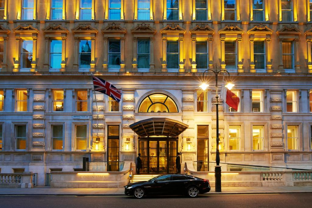Corinthia Hotel London.