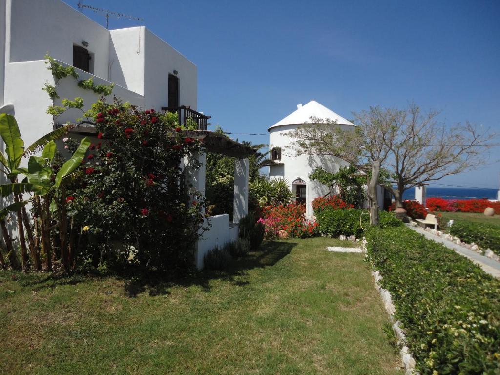 Дом в остров Скирос с участком