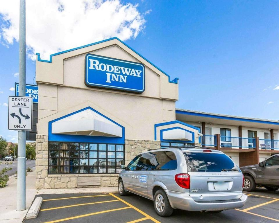 Rodeway Inn Billings Logan International Airport.