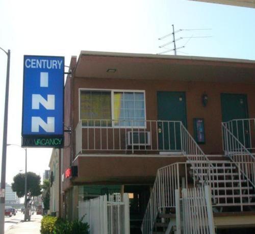 Century Inn at LAX.