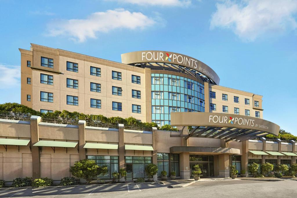 Four Points by Sheraton Vancouver Airport.