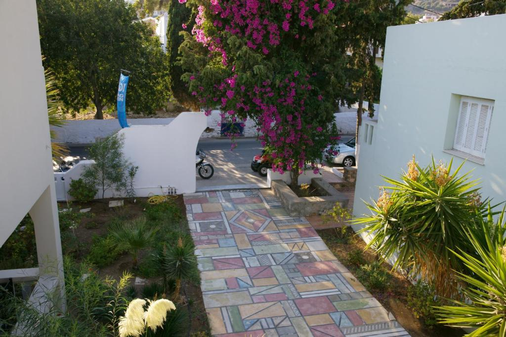 Земельный участок в Калимнос на берегу моря