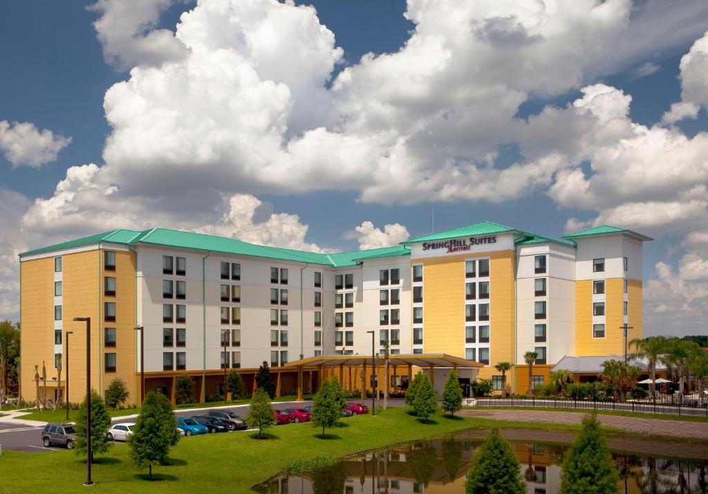 SpringHill Suites by Marriott Orlando at SeaWorld.