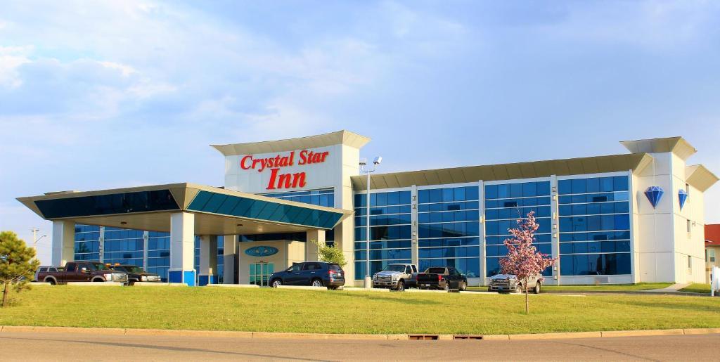 Crystal Star Inn Edmonton Airport.