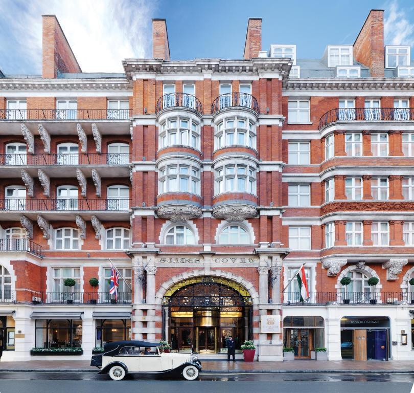 St, George's Hotel, A Taj Hotel, London.