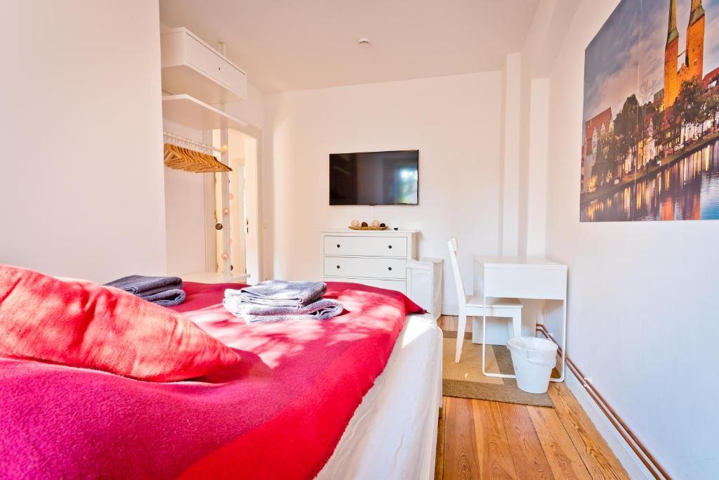Apartment FeWo Lübeck, Germany - Booking.com