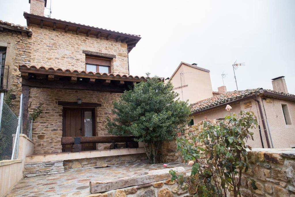 Los Acebos Horcajuelo de la Sierra สเปน - Booking.com