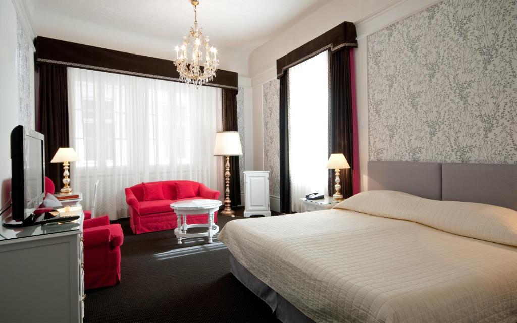 Hotel König von Ungarn in Vienna