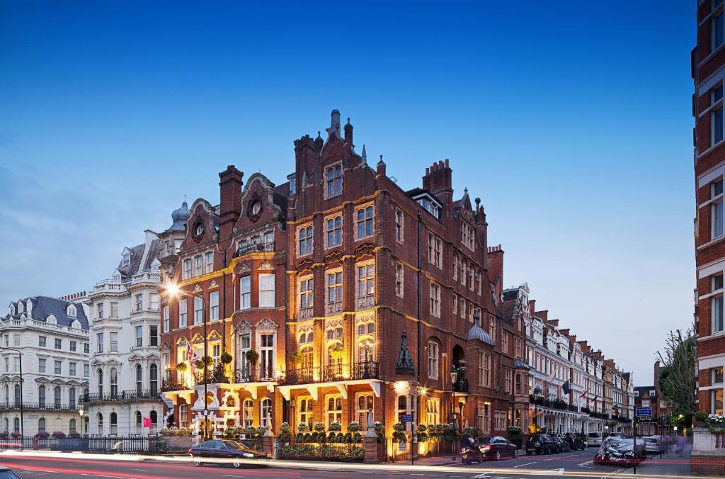 Milestone Hotel Kensington.