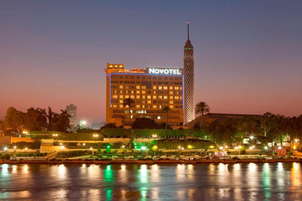 فندق نوفوتيل القاهرة البرج