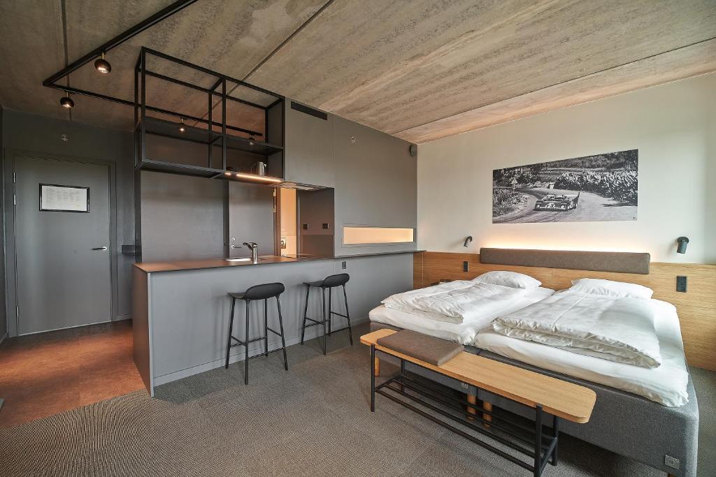 Zleep Hotel Lyngby, September 2020