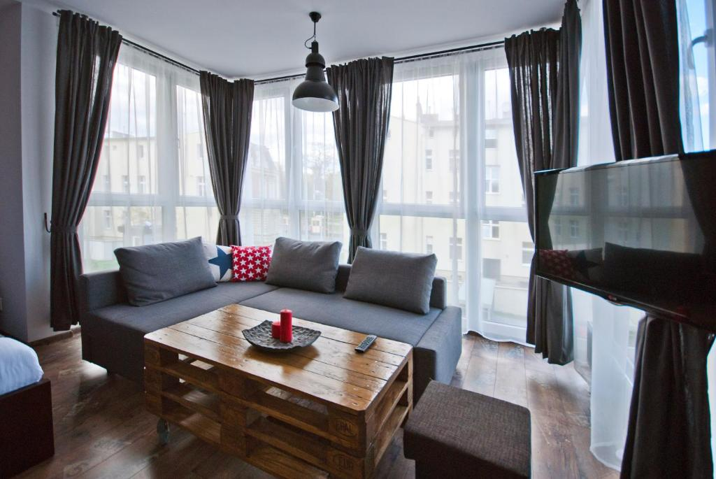 Apartamenty Marina House