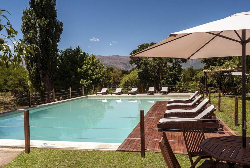 สระว่ายน้ำที่อยู่ใกล้ ๆ หรือใน Gran Hotel Nono