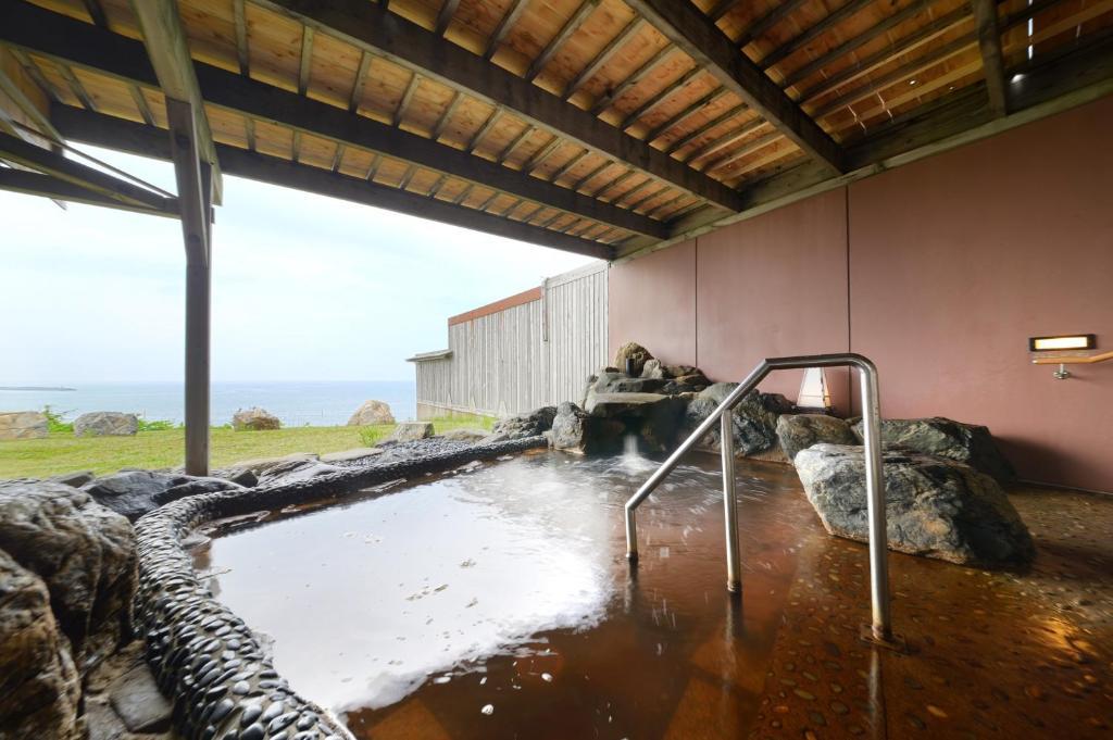 鯵ヶ沢温泉 ホテルグランメール山海荘