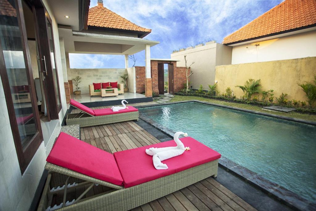 Villa Murah Ubud dengan Kolam Renang Pribadi