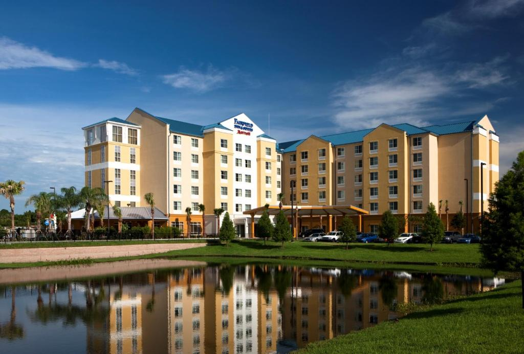 Fairfield Inn & Suites by Marriott Orlando at SeaWorld.