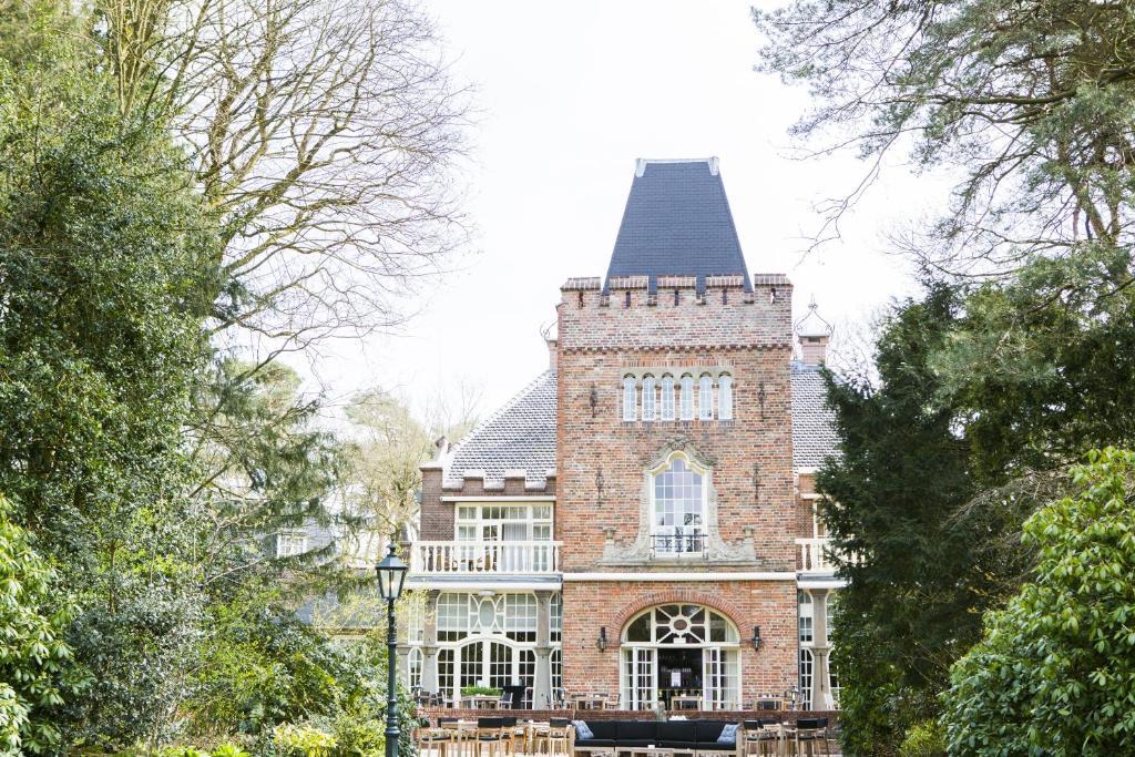 Hotel Kasteel Kerkebosch